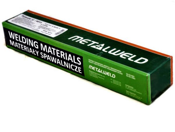 Elektroda Rutweld 12 fi 2,5 x 350mm - 5 kg