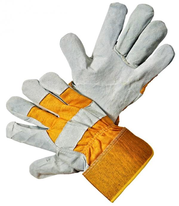 Rękawice skórzane Dingo