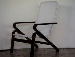 Poręcz SIGMA-stelaż fotela finka