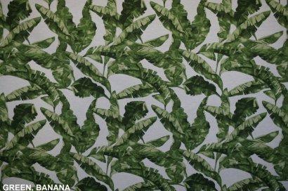 A - GREEN, BANANA