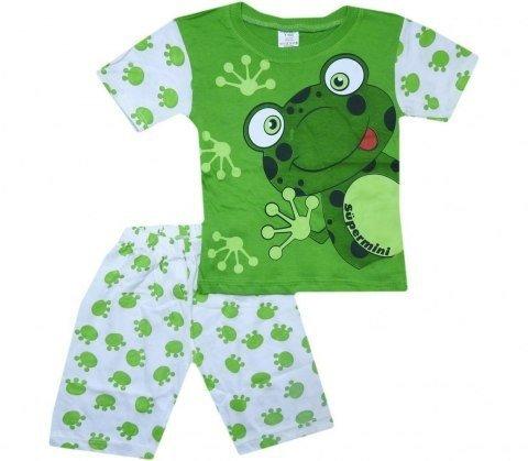 Piżamka Frog 0028