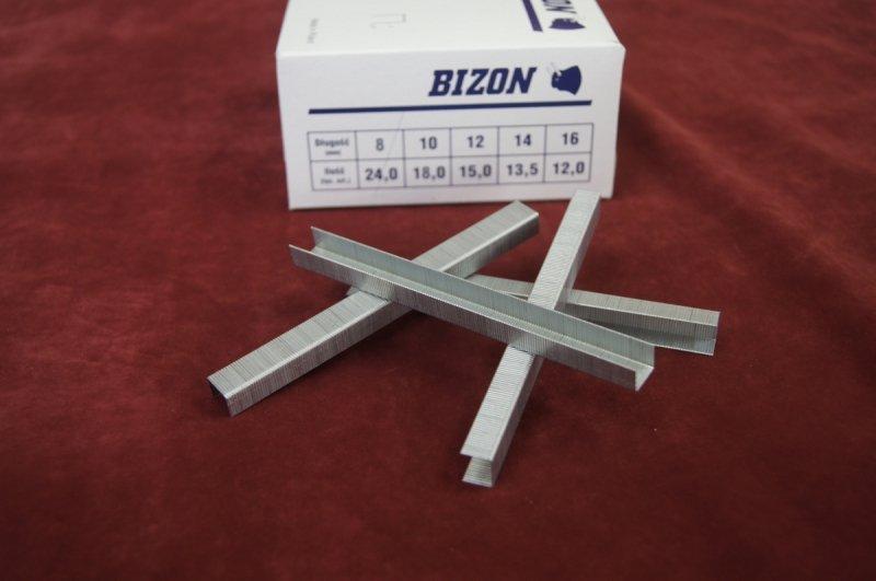 Zszywki Bizon 380/10