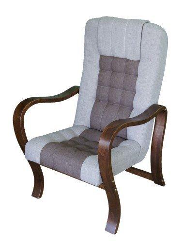 A-Poręcz DELTA-stelaż fotela finka