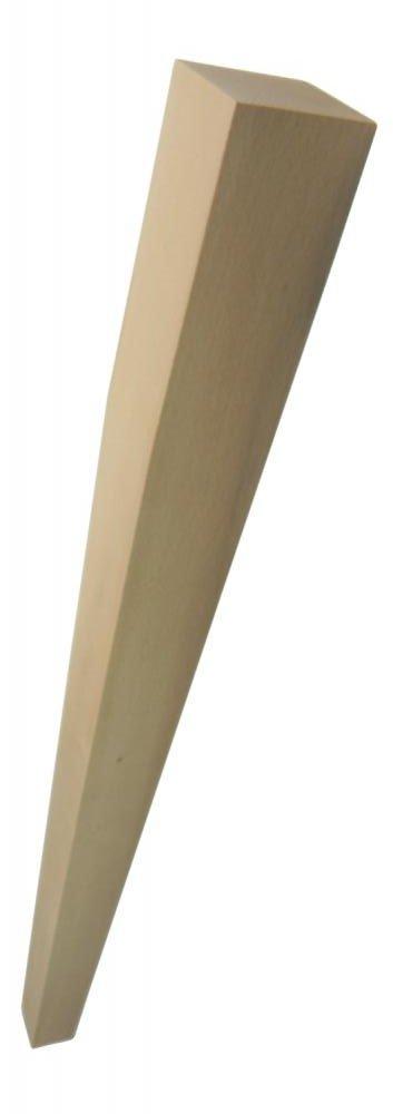 Noga drewniana h-74
