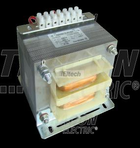 Transformator bezpieczeństwa, jednofazowy 230V / 42V, 400VA TVTRB-400-O