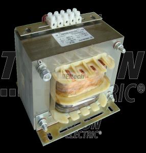 Transformator bezpieczeństwa, jednofazowy 230V / 42V, 600VA TVTRB-600-O