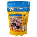 Extrat pasta czerwona 1kg - trutka na myszy i szczury