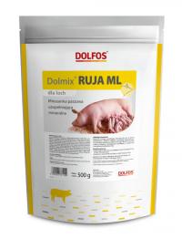 Dolmix RUJA ML 8kg - wiadro