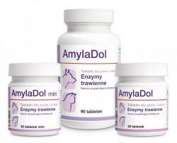 AmylaDol i AmylaDol mini - Enzymy trawienne