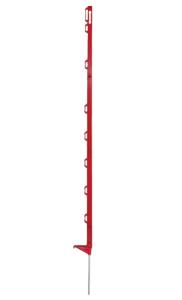 Palik 105 cm poj. stopka czerwony