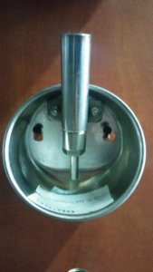 PM-1K Poidło miskowe dla prosiąt okrągłe