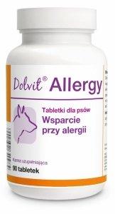 Dolvit Allergy  - wsparcie przy alergii