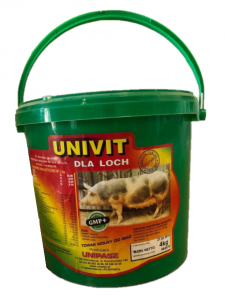 UNIVIT dla loch 4kg