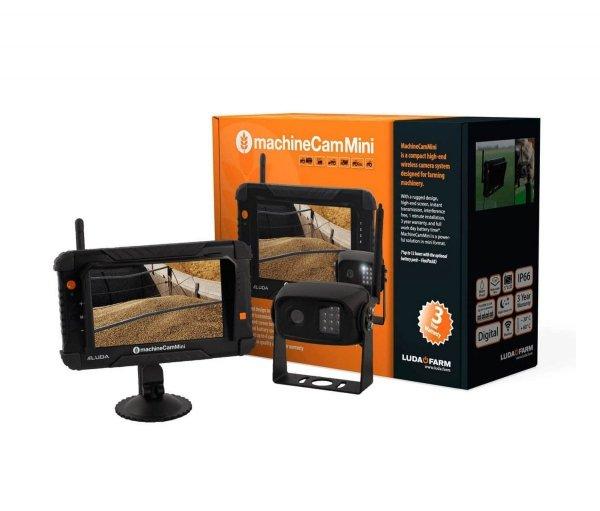 Monitoring MachineCam Mini