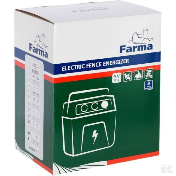 Elektryzator Farma B1 0,25J 9V