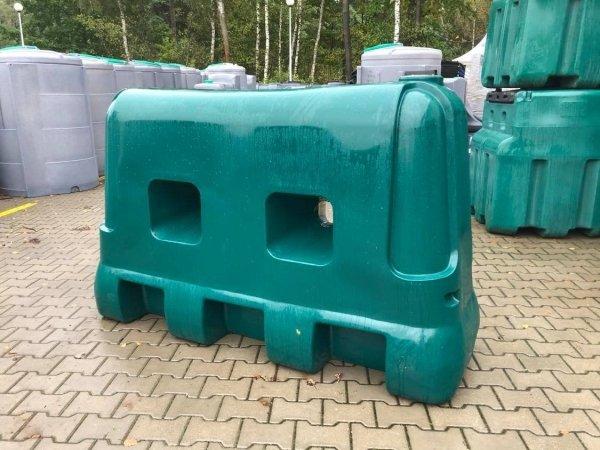 Zbiornik na deszczówkę naziemny 1100L