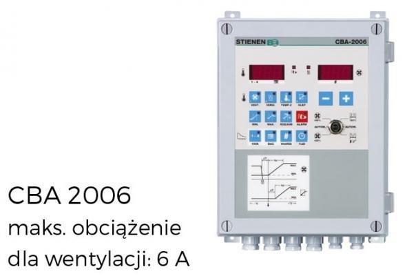 Sterownik CBA 2006