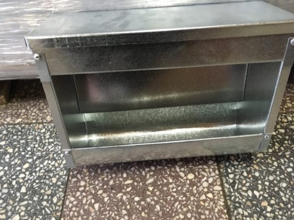 Metalowe karmidło - 4 rozmiary