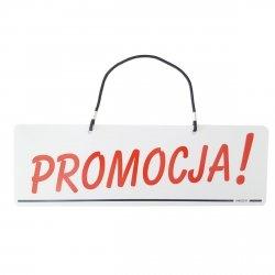 Tabliczka informacyjna - Promocja