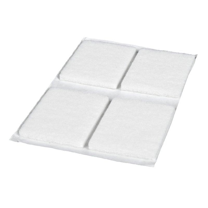 Podkładki filcowe prostokątne 45x60 - 4 sztuki