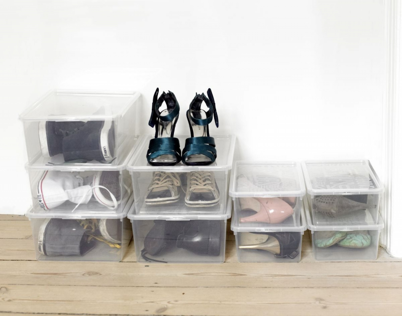Pojemnik na buty damskie Basic