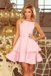 Sukienka Model 169-5 Cristina Pastel Pink