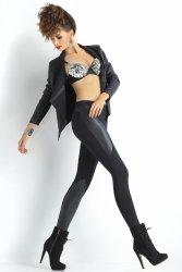 Legginsy Klasyczne Model Lily Black