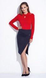 Bluzka damska z długim rękawem 247 Red
