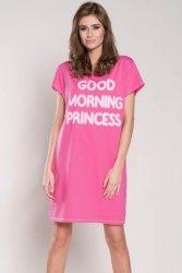 Koszula Nocna Model Karena kr.r. Pink