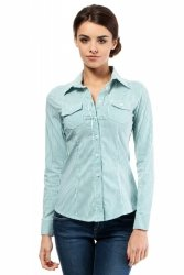 Koszula MOE019 Green