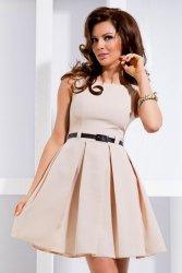 Sukienka Model 6-1 Beige