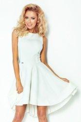 Sukienka Model 66-7 Ecru