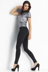 Legginsy Model Paola Plush Black