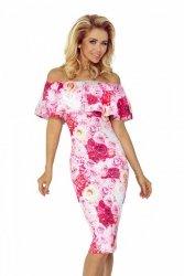 Sukienka Model 138-6 Pink