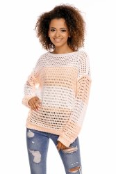 Sweter model 70002 Apricot