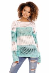 Sweter model 70002 Ice Mint