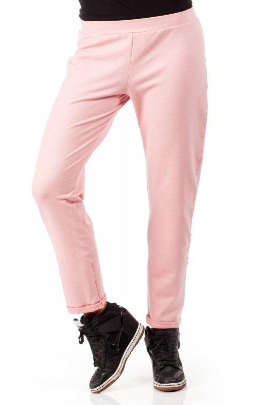 Spodnie dresowe MOE055 Pink