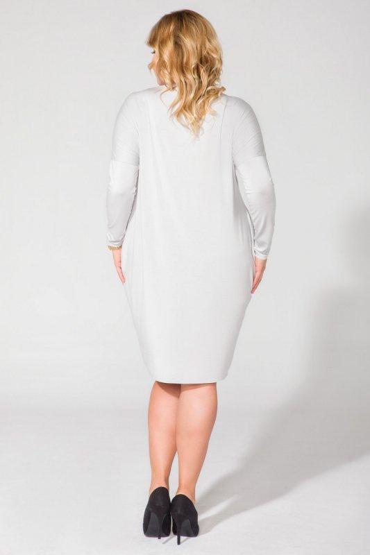 Sukienka Model PS6 Light Grey