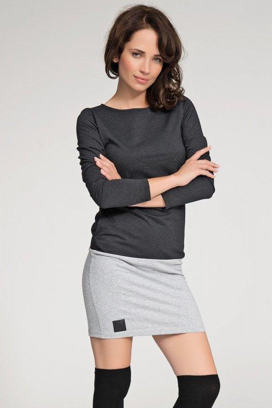 Sukienka Model NU32 Grafit/Grey