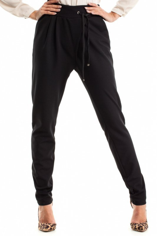 Spodnie-Damskie-Model-MOE256-Black