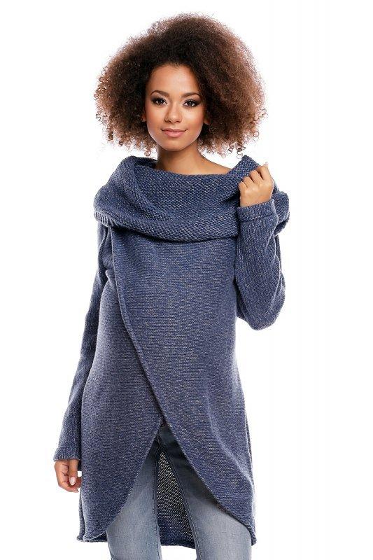 Sweter model 30051C Jeans