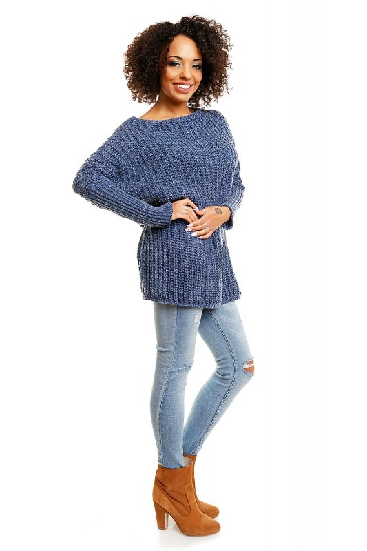 Sweter model 30043 Jeans