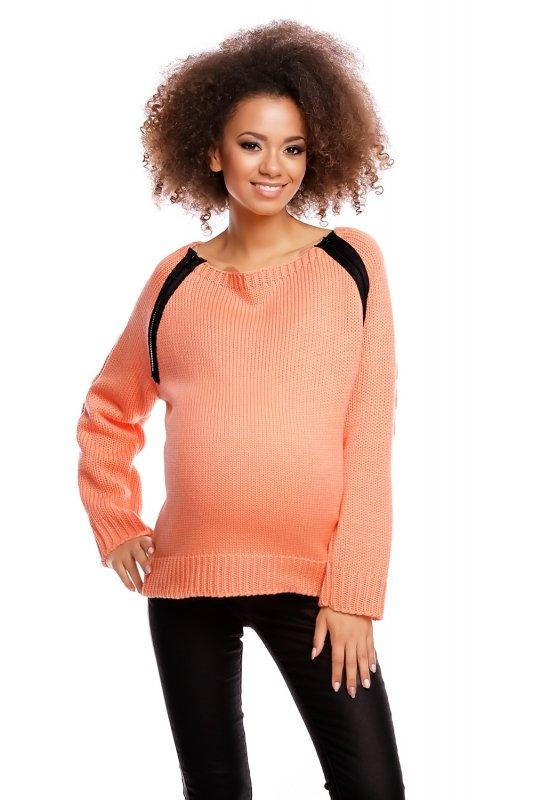 Sweter model 30050C Apricot