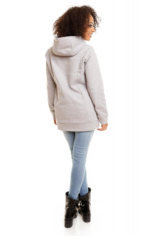 Bluza model 1470 Light Gray
