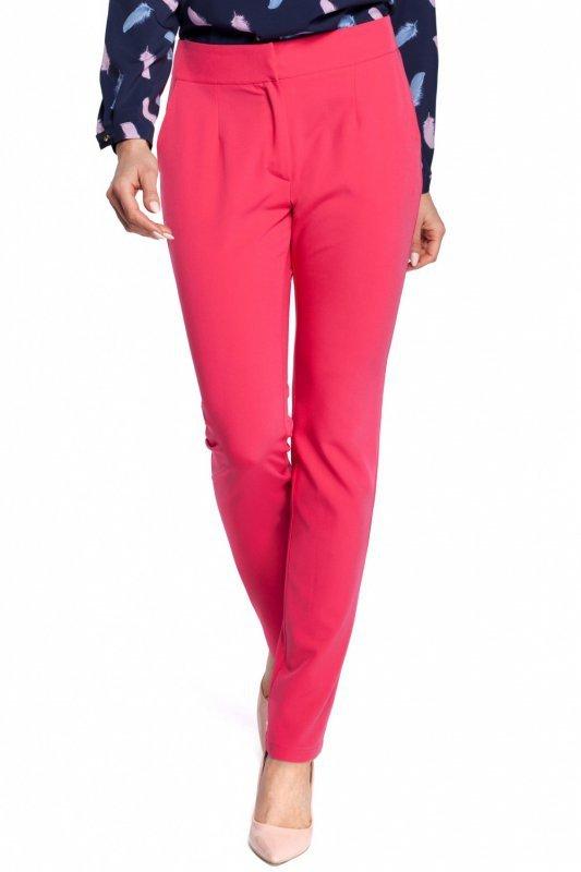 Spodnie-damskie-Model-MOE303-Pink