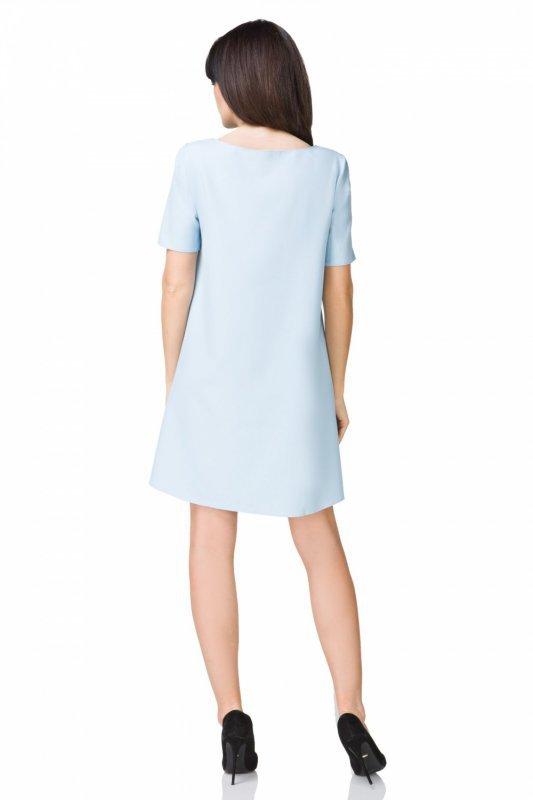 Sukienka model T203/4 Light Blue