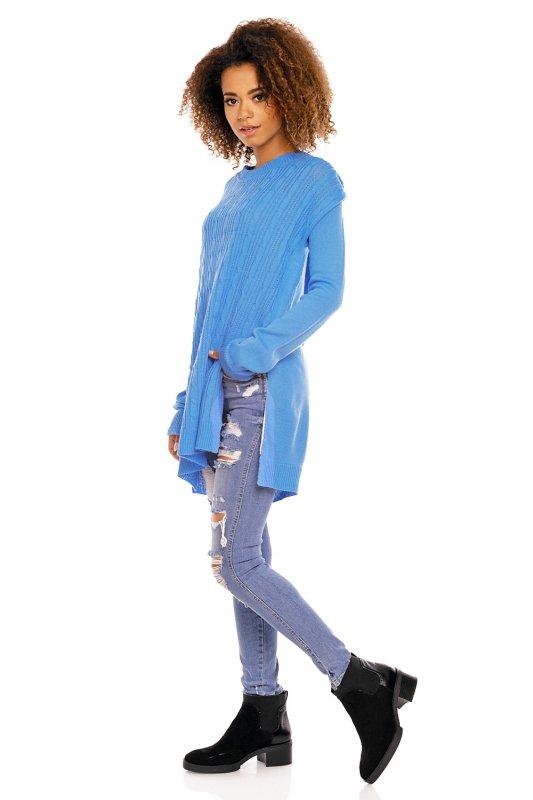 Sweter model 70007 Jeans