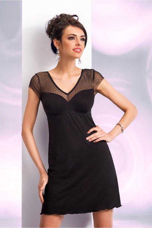 Koszula Nocna Model  Naomi Black