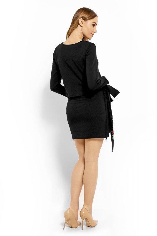 4a2775e42c Sukienka Ciążowa Model 1624C Black - Sukienki dzienne - Sukienki ...