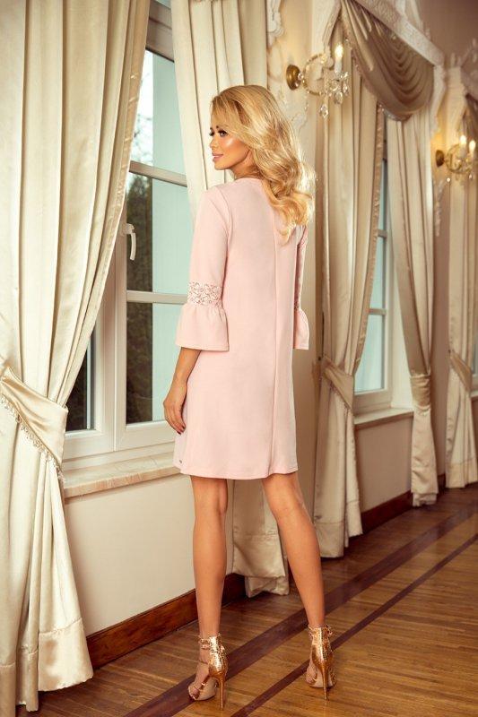 Elegancka-sukienka-S-XL-Model-Margaret-190-1-Pastel-Pink-na-wesele-chrzest-tyl